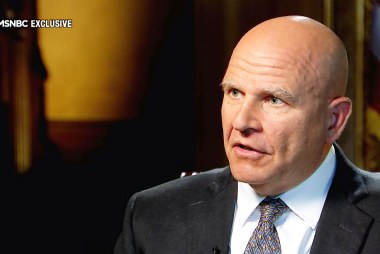 McMaster: N. Korean Leader Should Not Be...