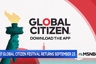 What it means to be a Global Citizen