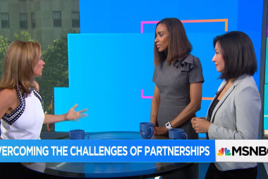 The challenges of forming partnerships