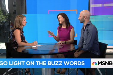 Tips on avoiding buzzwords & having a...