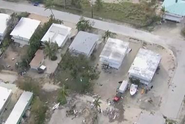 Irma leaves widespread damage across Florida