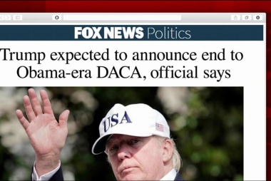 Will Trump make DACA announcement Friday...