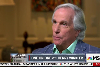 One on one with Henry Winkler