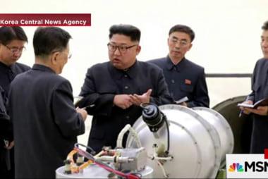 Trump tweets at North Korea after possible...