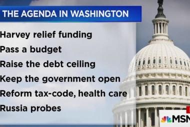 Congress Faces Long To-Do List as It...