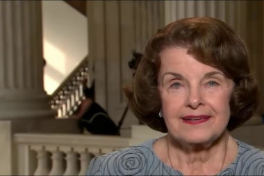 Feinstein: Dems Should Consider Attaching...