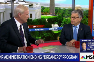 Franken on DACA: We are going to find the...