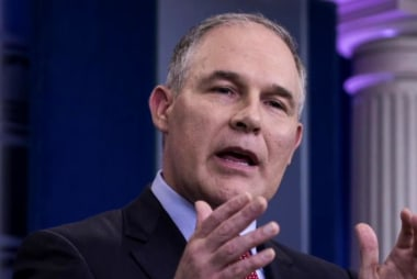 The EPA's bizarre response to AP's correct...