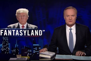 Donald Trump, the President of 'Fantasyland'