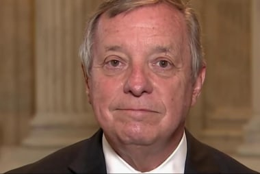 Sen. Durbin on Gaining Republican...