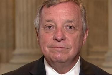 Sen. Durbin on Gaining Republican...