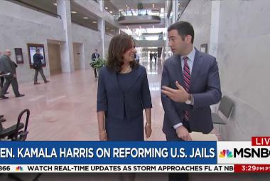 Sen. Harris outlines bipartisan plan to...