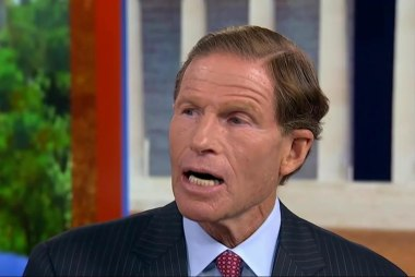 Sen Blumenthal: Gaping holes in Trump Jr...
