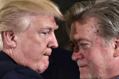 Trump's relationship with Bannon isn't over
