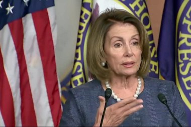 Pelosi further irks conservatives with a...