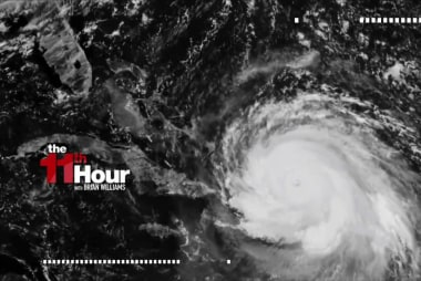 Officials: Irma may render areas of...