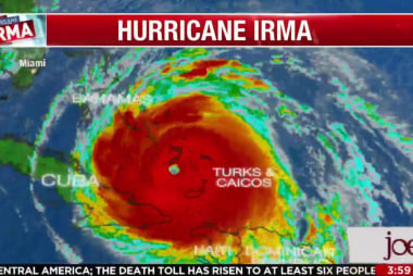 Irma smashes Caribbean on the way to Florida