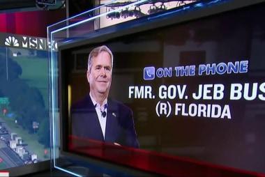 Jeb Bush: People must prepare for a...