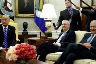 Trump Signs Harvey Relief, Gov. Funding...