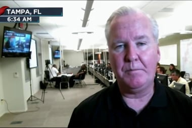 'We really dodged a bullet', says Tampa mayor