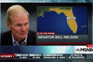 Florida senator: People are helping people...