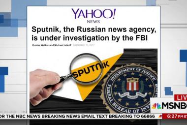 Fmr. Sputnik employee: FBI asked if I got...