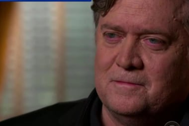 Bannon: Firing Comey was the biggest mistake