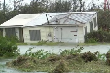 Irma leaves Florida Keys devastated