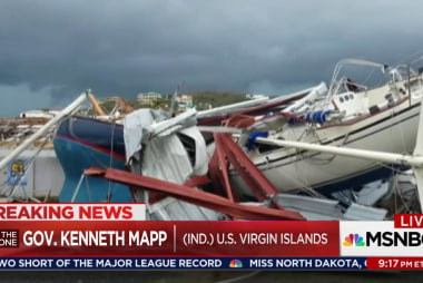 Devastation across Caribbean in Irma's wake