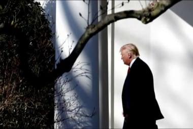 Trump, intentionally or not, opens door...