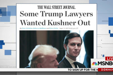 Reporter details scoop about Trump lawyers...