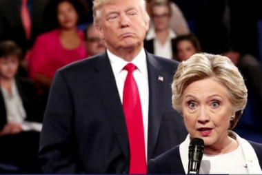 Clinton: No doubt Trump camp hid...