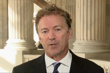 Rand Paul: None of the wars we're in have...