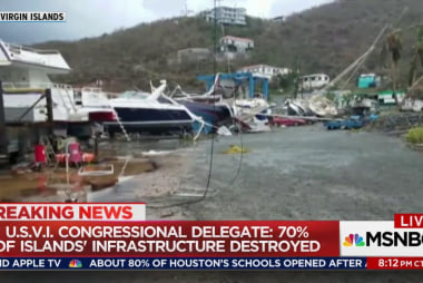 US Virgin Islands facing dire circumstances