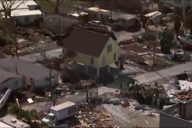 Recovery underway in Florida after Irma