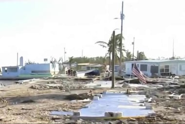 Virgin Islands, Florida Keys devastated by...