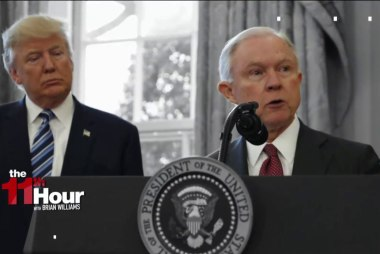 Trump reportedly called Sessions an 'idiot...
