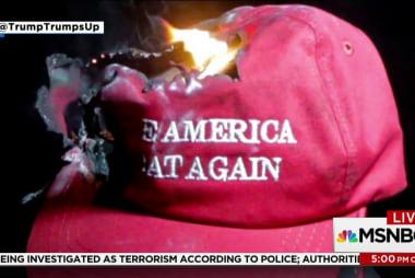 Trump voter tells MSNBC why he burned MAGA...
