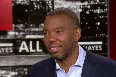 Ta-Nehisi Coates: 'You might be a white...