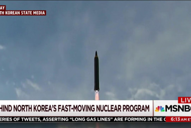 Trump also prods North Korea's 'Rocket Man...
