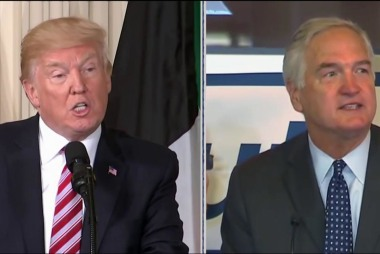 Trump to Campaign for Luther Strange in...