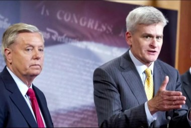 GOP gives up on bipartisanship, backs new...