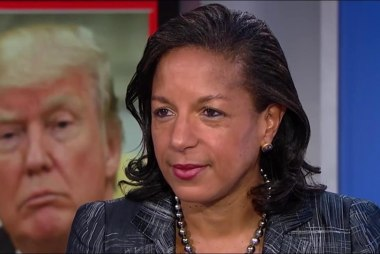 Susan Rice on Trump's UN Speech: ...