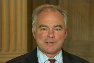 Kaine: GOP Obamacare repeal plan is a 'big...