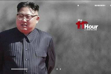 North Korea's Kim Jong Un: Donald Trump is...