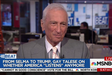 """Does America """"listen"""" less in age of Trump?"""