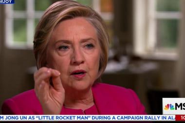 Hillary Clinton on defending Obamacare