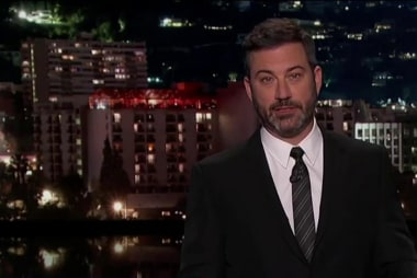 Kimmel thanks Sen. Collins: 'This bill is...