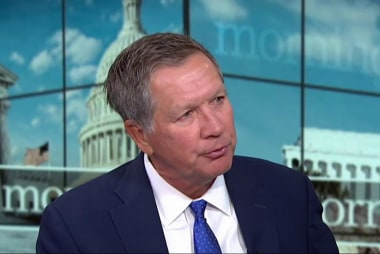 Kasich: I think we will get through this...