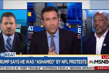 Critic on Trump NFL controversy: ...